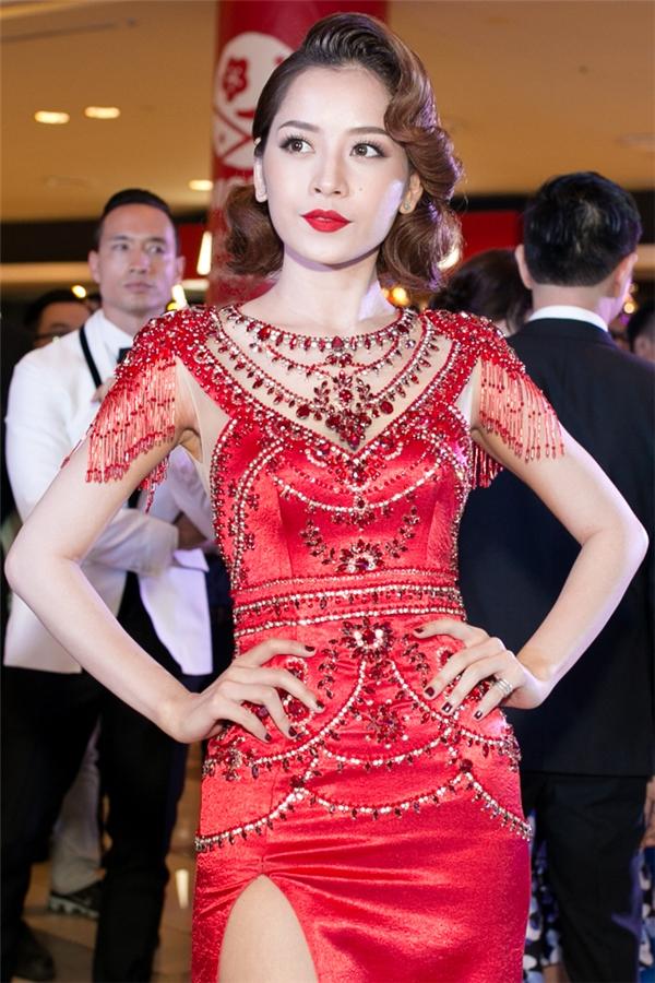 """Năm 2016 có thể nói là một năm """"đại thành công"""" của Chi Pu khi tên tuổi của cô không chỉ nổi tiếng trong nước mà còn vươn xa ra quốc tế. - Tin sao Viet - Tin tuc sao Viet - Scandal sao Viet - Tin tuc cua Sao - Tin cua Sao"""