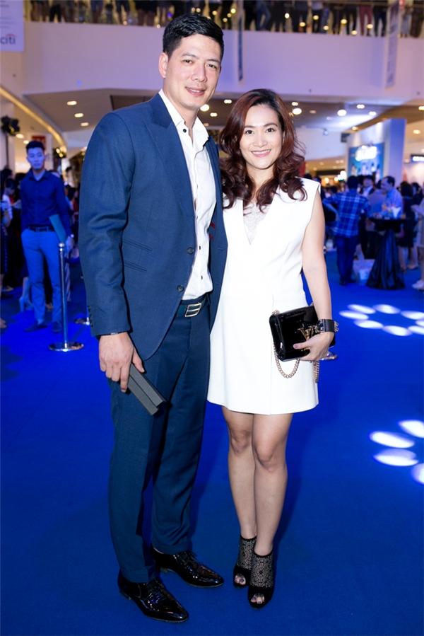 Vợ chồng siêu mẫu Bình Minh - Tin sao Viet - Tin tuc sao Viet - Scandal sao Viet - Tin tuc cua Sao - Tin cua Sao