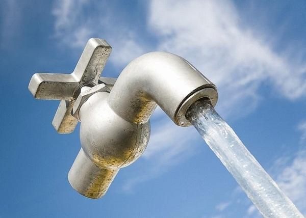 Vòi nước khổng lồ tạithành phố Wisconsin, Mỹ.