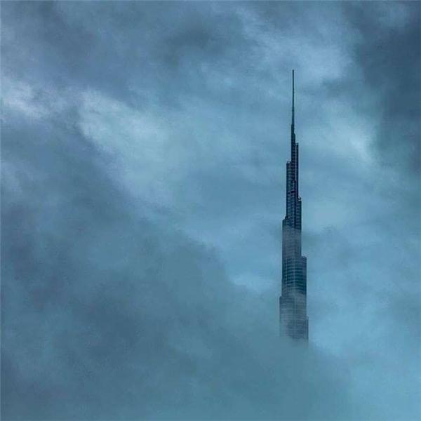 Nghẹt thở với vẻ đẹp huyền ảo của thiên đàng Dubai trong mắt Thái tử