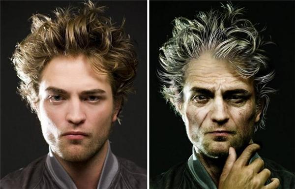 CònRobert Pattinsonthì chẳng khác nào một nhà khoa học điên trong một bộ phim viễn tưởng nào đó.