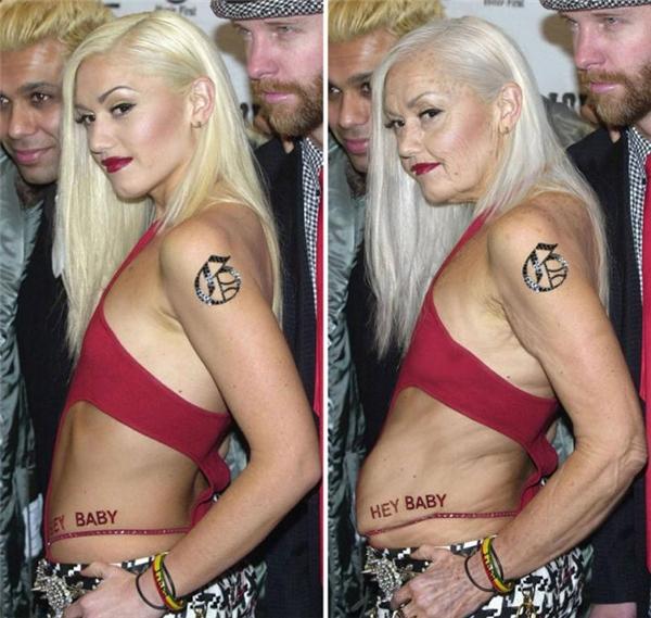 Ôi không, Gwen Stefani!