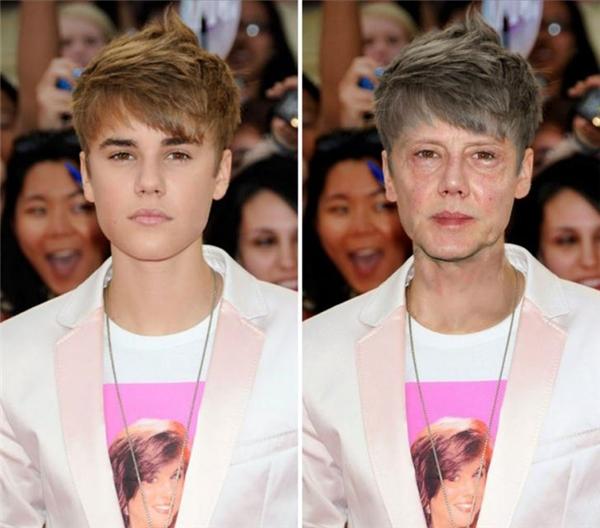 Hóa ra Justin Bieber có bà con với Paul McCartney?