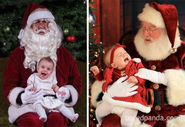 Nếu trên đời này có ai không thích ông già Noel thì người đó chính là cháu.