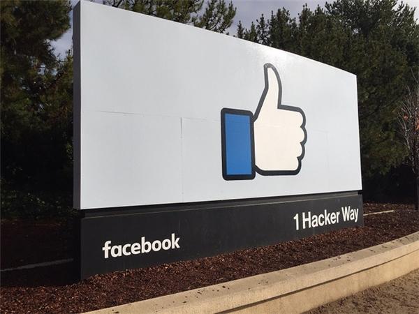 """Biểu tượng nút """"Like""""huyền thoại của Facebook. (Ảnh: Internet)"""