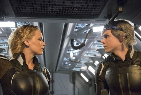 Cảnh trong phim X-Men: Apocalypse.