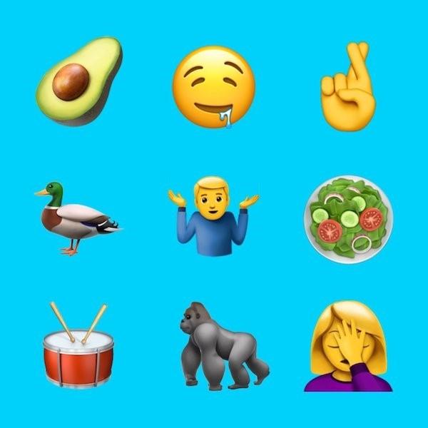 Lên đời ngay iOS 10.2 để có thêm rất nhiều emoji mới