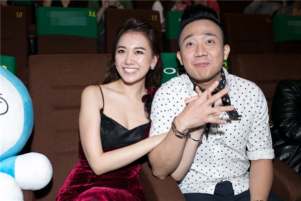 Hari Won lên tiếng việc kết hôn với Trấn Thành khi ngày cưới cận kề - Tin sao Viet - Tin tuc sao Viet - Scandal sao Viet - Tin tuc cua Sao - Tin cua Sao