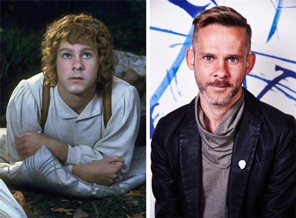 Merrie (Dominic Monaghan): Chàng diễn viên nhỏ con không có được vai diễn nào thực sự nổi bật sau Chúa Nhẫn. Tuy nhiên, ít ai biết rằng anh từng đồng chắp bút cho kịch bản của loạt phim cùng bạn diễn Billy Boyd.