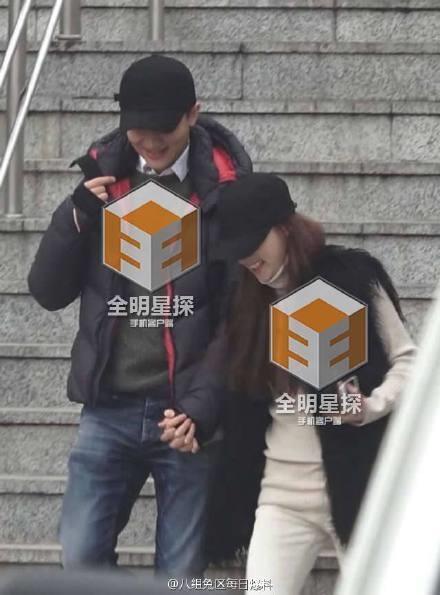 """Sao """"Người phiên dịch"""" lộ ảnh hẹn hò cùng nữ nghệ sĩ JYP Hàn Quốc"""