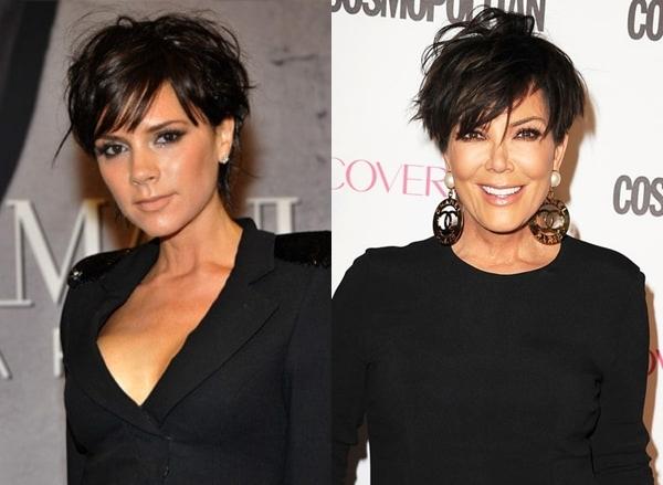 Victoria Beckham sẽ giống như Kris Jenner ?