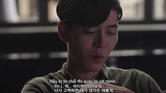 Lời hứa ngọt ngào củaKyeong Tae dành cho Da Hee.