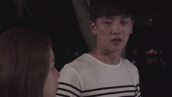 Seon Tae kể cho Da Hee về cảm xúc của mình.