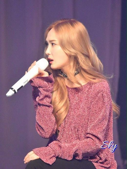 Jessica nằm trong danh sách đen bị SM chèn ép trên các sân khấu?