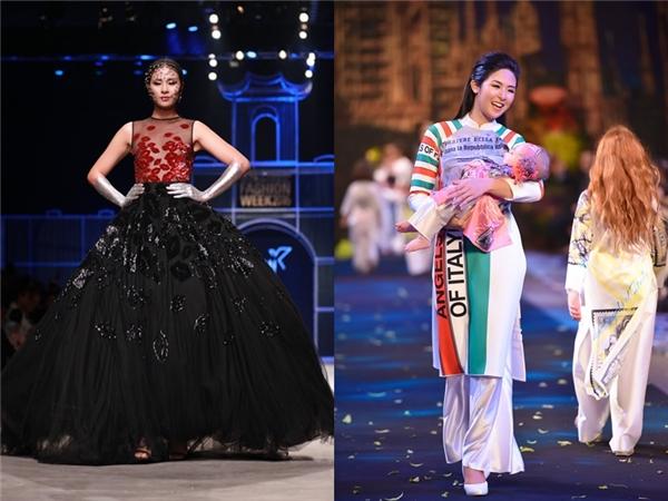 Khi hoa hậu Việt làm vedette sàn catwalk: Ngon mắt chưa chắc đã ăn!