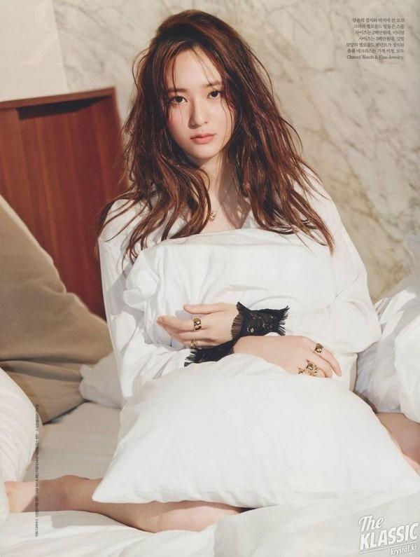 """Tóc tỉa layerđược các sao nữ Hàn """"lăng xê"""" rất nhiệt tình trong năm 2016."""