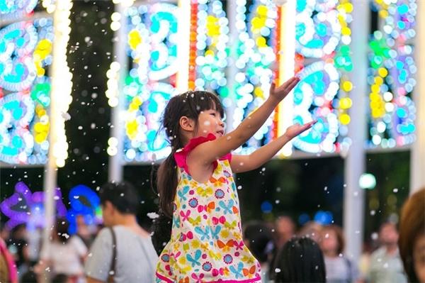 4 địa điểm check-in cực chất tại Singapore mùa Giáng Sinh này!