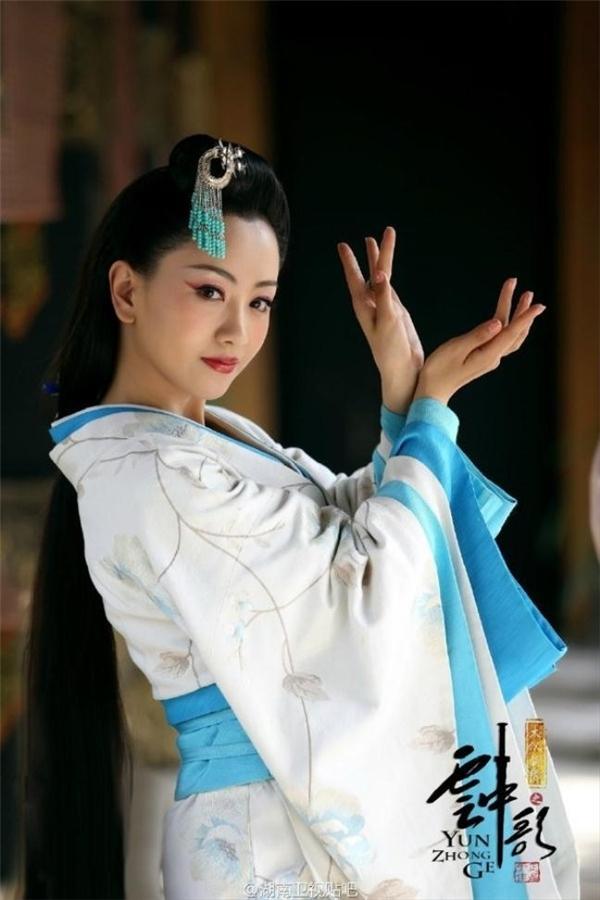 Những kiều nữ xinh đẹp nhưng độc ác bậc nhất của màn ảnh nhỏ xứ Trung
