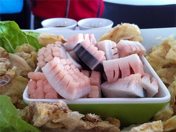 Nổi da gà với những món ăn Giáng sinh kinh dị nhất thế giới