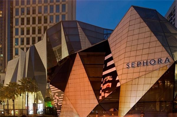 Trung tâm mua sắm The Starhill Gallery shopping center ở Kuala Lumpur, Malaysia.