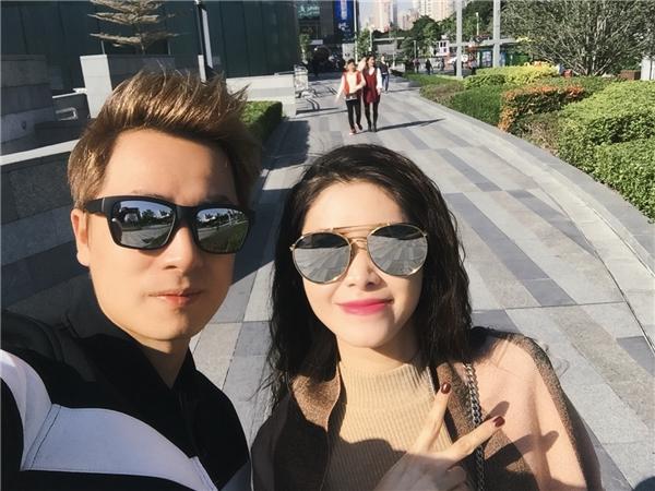 Vợ chồng Đăng Khôi tình cảm bên nhau khi trốn hai con đi du lịch - Tin sao Viet - Tin tuc sao Viet - Scandal sao Viet - Tin tuc cua Sao - Tin cua Sao