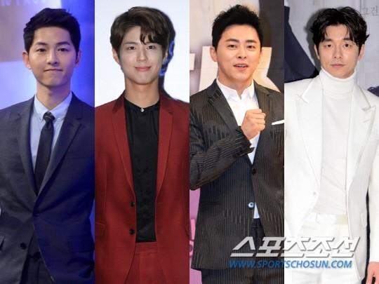 Anh chàng cũng thuộc top 4 -2016 Drama Men of the YeardoNaver bình chọn.