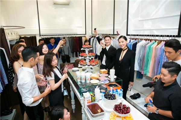 Sau khi dành vài ngày để hoàn thành cửa hàng thời trang, Maya sẽ lập tức trở lại Ninh Bình để tiếp tục với bộ phim còn dang dở. - Tin sao Viet - Tin tuc sao Viet - Scandal sao Viet - Tin tuc cua Sao - Tin cua Sao