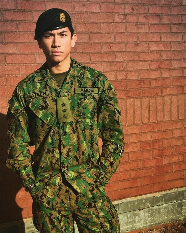 Với anh thì quân đội là nơi đã rèn giũa và dạy chobản thân có nhiều kinh nghiệm sống.(Ảnh: Internet)