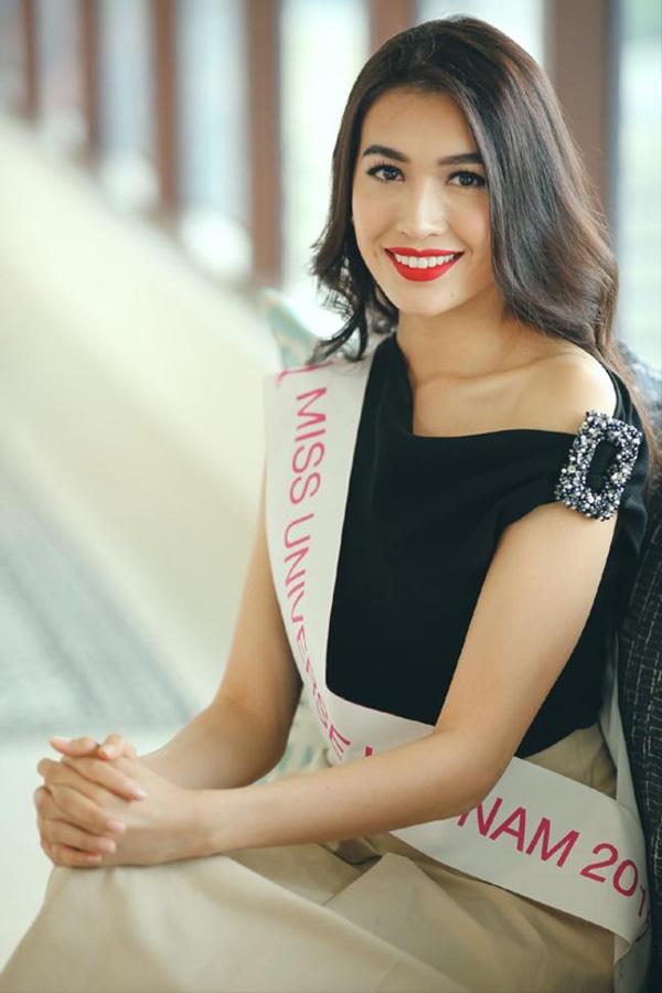 Lệ Hằng tự nhận là Hoa hậu Hoàn vũ trong clip giới thiệu Miss Universe - Tin sao Viet - Tin tuc sao Viet - Scandal sao Viet - Tin tuc cua Sao - Tin cua Sao