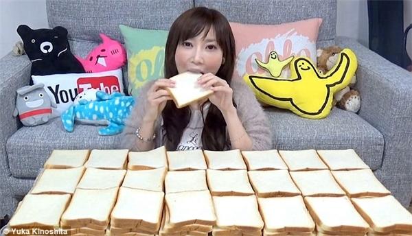 """Mục tiêu của Ngải Gia là đánh bại """"nữ hoàng phàm ăn"""" Yuka Kinoshitatừ Nhật Bản"""