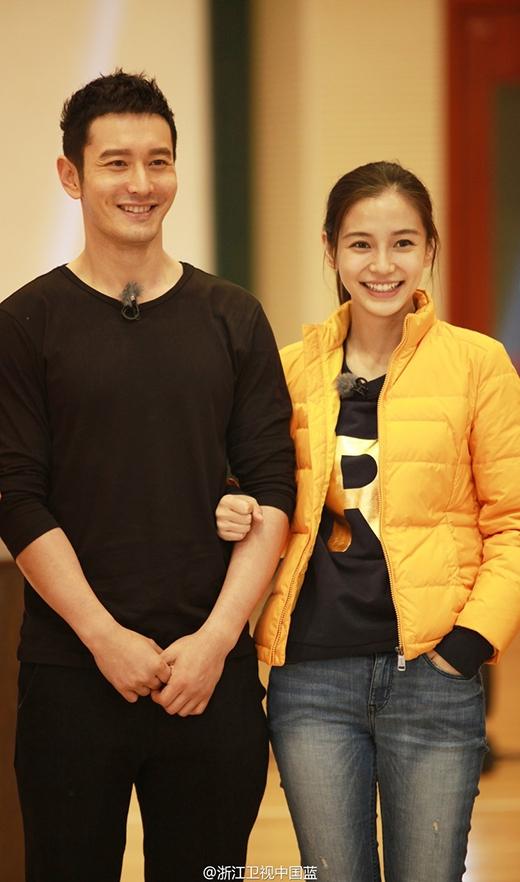 Một lần nữa Huỳnh Hiểu Minh khẳng định vị trí đệ nhất chiều vợ Cbiz