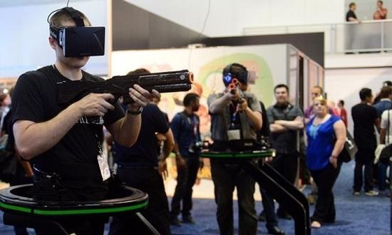Kính VR giúp bạn kết hợp máy tính hoặc smartphone để tạo ra môi trường thực tế ảo. (Ảnh: internet)