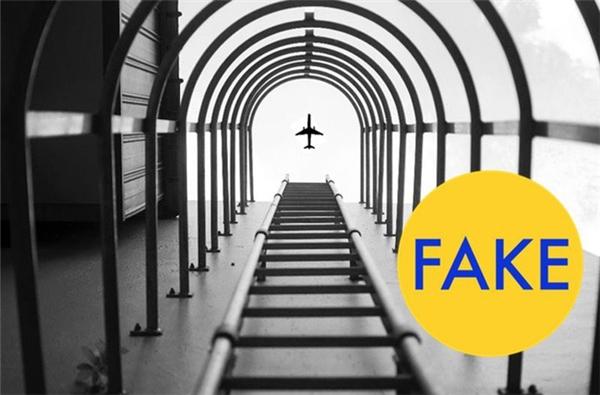 Nikon mới đây đã công bố người chiến thắng một cuộc thi chụp ảnh là Chay Yu Wei với hình ảnh chụp lại chiếc máy bay ở khoảnh khắc gần như hoàn hảo này. Dù vậy, hình ảnh này sau đó đã bị nhiều người bóc mẽ chỉ là sản phẩm của photoshop. Vê việc này, sau đó, Nikon đã phải đưa ra lời xin lỗi tới cộng đồng.