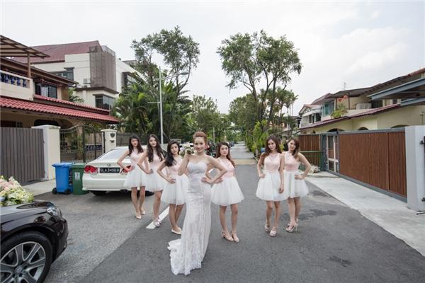 Đám cưới thủy cung lớn nhất thế giới khiến vạn người mê