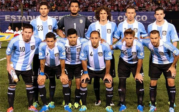 Messi nhận kỉ lục Guinness về thành tích ghi bàn trong màu áo tuyển quốc giaArgentina.