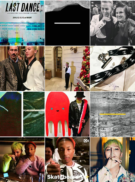 Ngỡ ngàng với danh sách các sao Kpop hot nhất Instagram