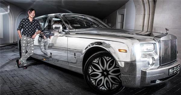 Chân dung tỷ phú giàu có nhất nhì Macau