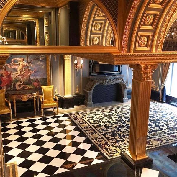 Một số hình ảnh trong khu nghỉ dưỡng-sòng bài Louis XIII