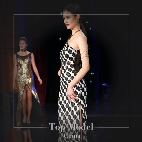 Đại diện Trung Quốc Jing Kong thắng giải Top Model.