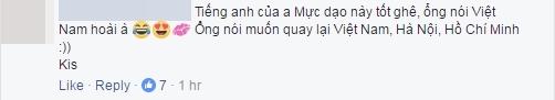 Netizen sung sướng trước tình cảm của Gary với fan Việt.