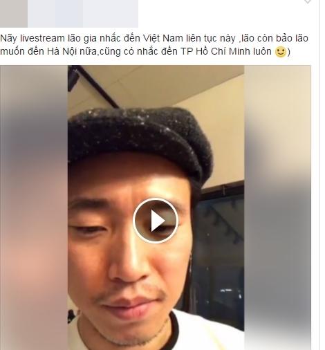 Rời Running Man, Kang Gary tiết lộ muốn quay trở lại Việt Nam