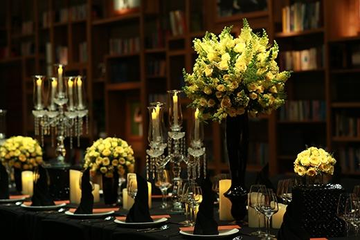 Từng chi tiết, dù là nhỏ nhất trong buổi tiệc của bạn sẽ được các chuyên viên tổ chức sự kiện chăm chút tỉ mỉ.