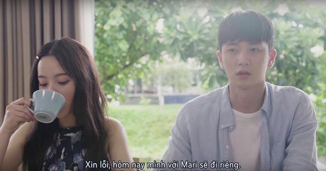 Seon Tae và Mari quyết định đi chơi riêng.