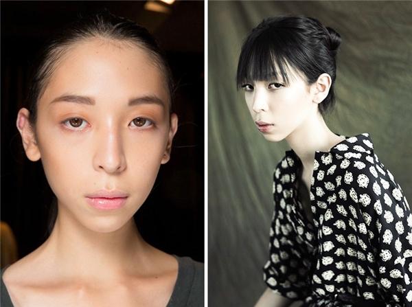 Issa Lish (1995, Mexico): Mang hai dòng máu Mexico và Nhật Bản, Issa nổi tiếng với khuôn mặt thon dài phi giới tính và những đường nét có phần độc lạ của mình.