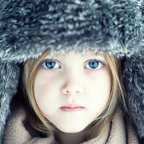 Ngỡ ngàng với những cặp mắt đẹp nhất thế giới