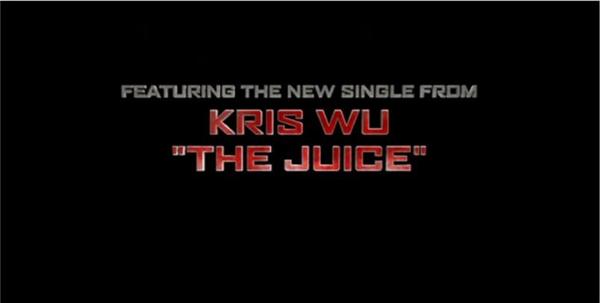 Anh chàng cũng thể hiệnca khúc nhạc phim với tên gọi The Juice.