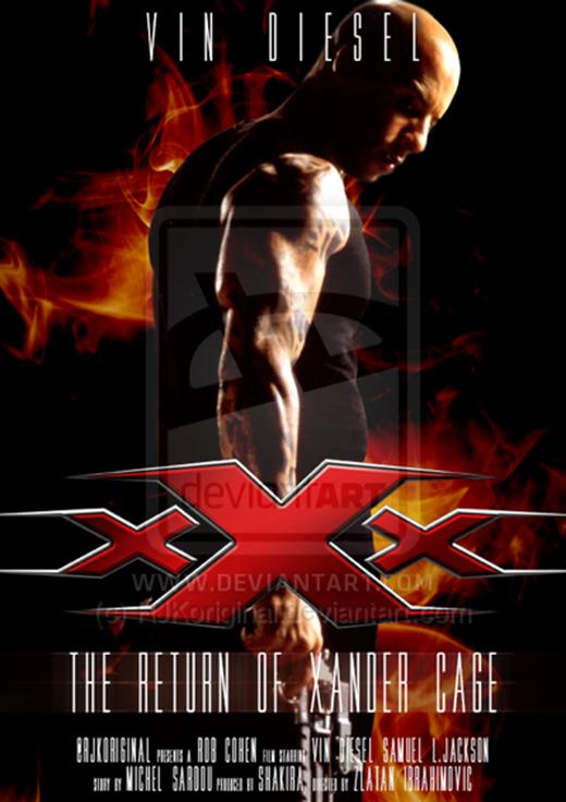 xXx: The Return of Xander Cagecông chiếu từ ngày 20/1.