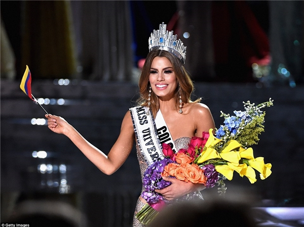 Hoa hậu Colombia Ariadna Gutierrez Arévalo