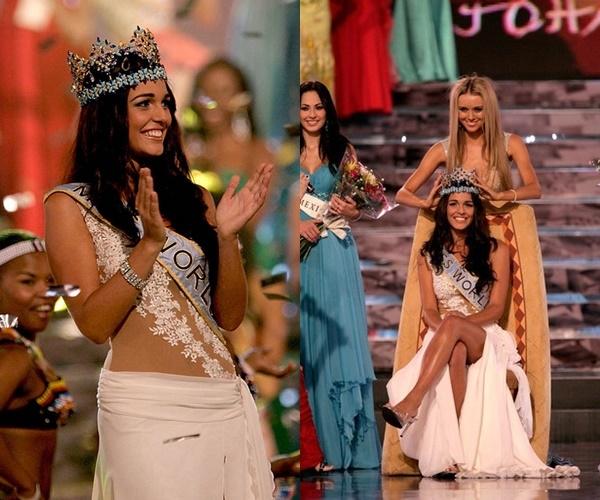 Bí ẩn lạ lùng về màu váy giúp các cô gái chiến thắng tại Miss World