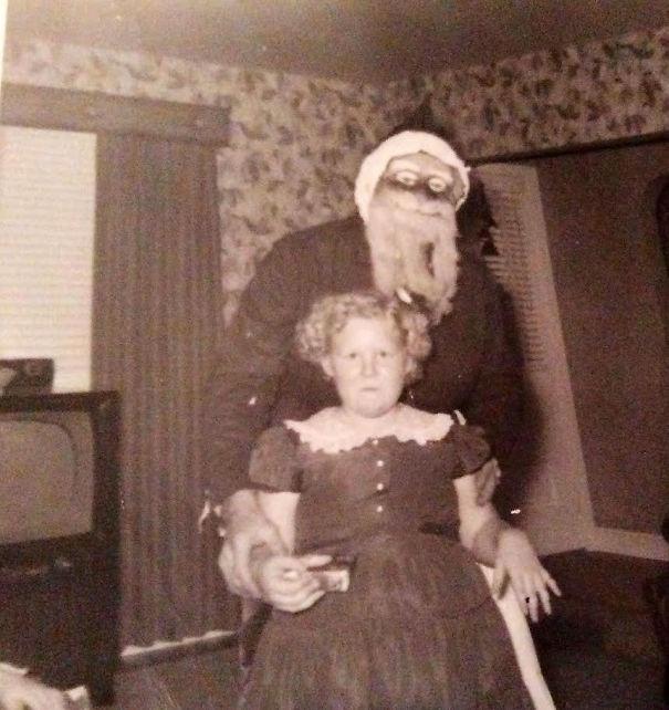Ông già Noel hay kẻ cướp nhà băng?